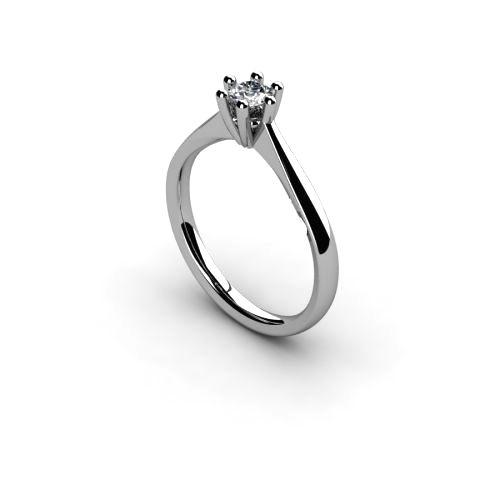 diamantring 6 krappen