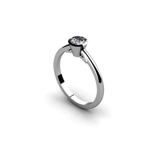 diamantring zargenfassung