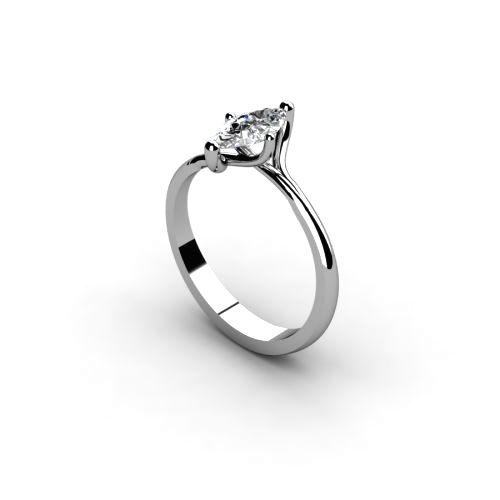 marquise diamantring